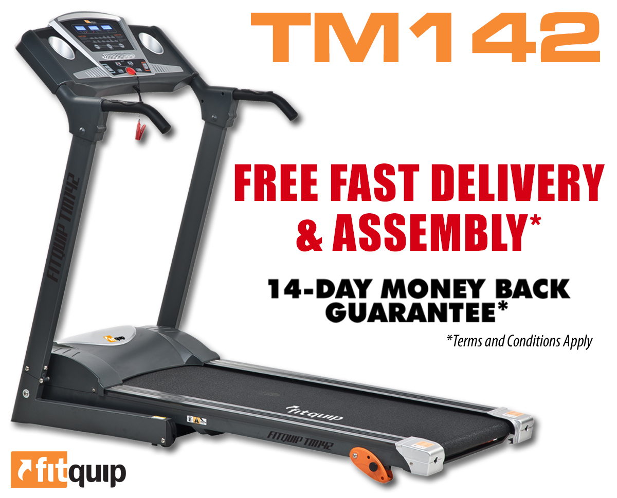 Fitquip TM142 Treadmill