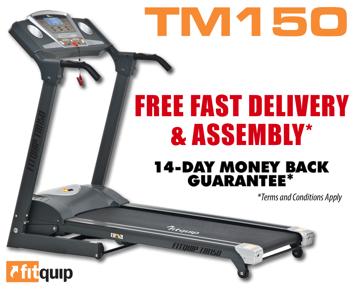 Fitquip TM150 Treadmill
